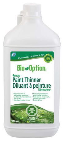 renew paint thinner at