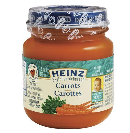 Heinz Beginner Baby Food
