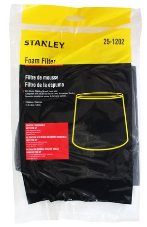 Upc 871613003128 Stanley Foam Filter For 1 5 Gal Vacuums
