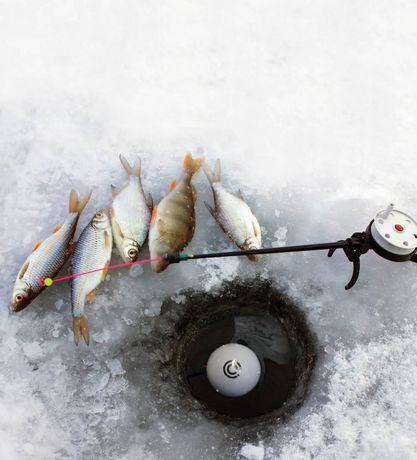 Ibobber the castable bluetooth smart fish finder for Bluetooth fish finder
