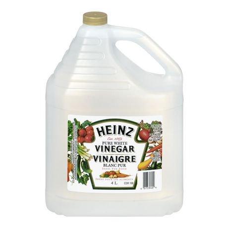 Heinz pure white vinegar walmart canada - Vinaigre blanc linge ...