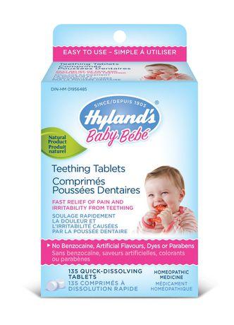 Hyland's Baby Teething Tablets | Walmart.ca