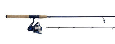 Zebco genesis spinning combo for Best walmart fishing combo