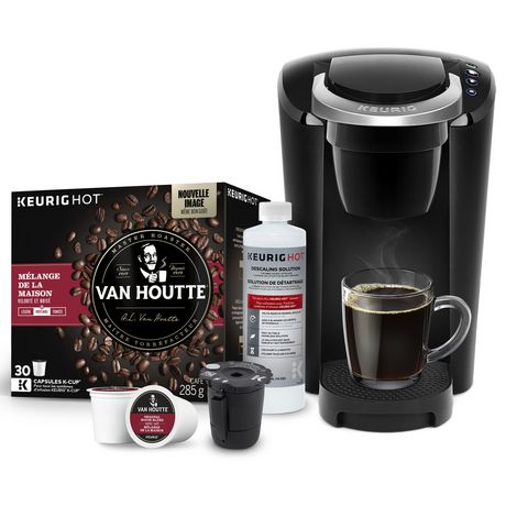 Keurig K35 Bundle Pack Single Serve Coffee Maker Black