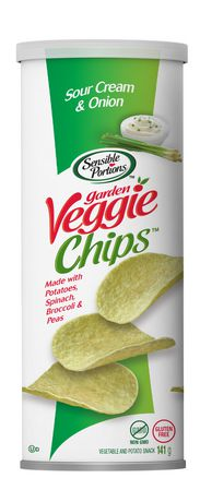 Sensible portions sour cream onion gluten free garden - Sensible portions garden veggie chips ...