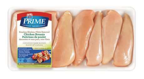 Product - Tyson® All Natural Fresh Boneless Skinless Chicken Breasts with Rib Meat, lb. Product Image. Price. In-store purchase only. If you need to return or exchange an item you can send it back at no cost or take it to your neighborhood store. To .