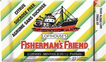Pastilles antitussives sans sucrose de Fisherman's Friend