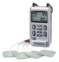 Technomedic Digital TENS/EMS with AC Adapter - Model EM-6000+C13