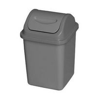 DuraPlus® 10 l Bin with Swivel Cover