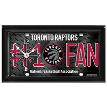 GTEI NBA Toronto Raptors Wall Clock 1