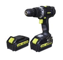POWER IT! 18V Cordless Drill Value Kit