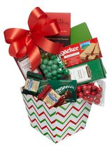 Baskets by On Occasion Christmas Time Gift Basket