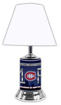 Lampe de table Canadiens de Montréal LNH de GTEI