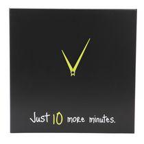 Plastic Live Love Laugh Wall Clock 11 25 28 8cm Walmart Ca