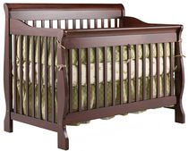 Kidilove Tammy 4-in-1 Baby Crib Java