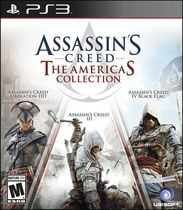 Assassin's Creed® The Americas Collection PS3