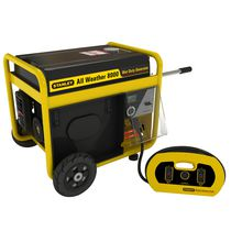 STANLEY 8000 Watt All-Weather Generator