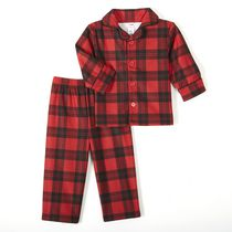 George baby Boys' 2-Piece Pyjama Red 6-12 months