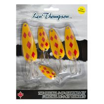 Len Thompson 5-Piece Lure Kit - 5-of-Diamonds