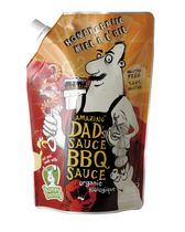 Honey Bunny - Amazing Dad's Honey Garlic Organic BBQ Sauce 500ml