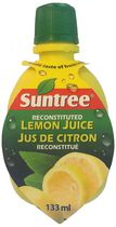Suntree Lemon Juice