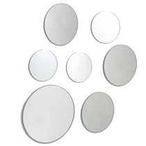 Zoe Set of 7 Round Mirrors