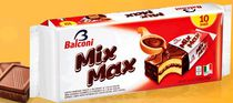 Collation gâteau éponge Mix Max de Balconi