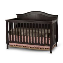 Child Craft™ Camden 4-in-1 Convertible Crib Espresso