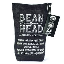 BEAN HEAD – Premium Grade Organic Coffee - Ground