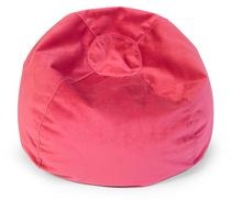 ComfyKids Kids Bean Bag-Bling Pink