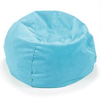 ComfyKids Kids Bean Bag-Dazzle Blue
