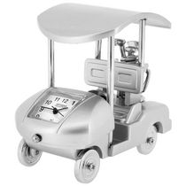 Golf Cart Collectible Desktop Mini Clock
