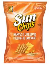 SunChips® Harvest Cheddar Mutigrain Snacks