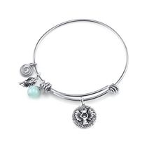 Love This Life Bangle Angel