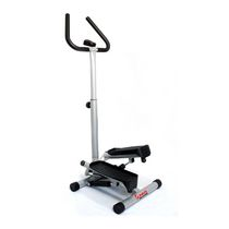 Sunny Health & Fitness Twister Stepper with Handlebar