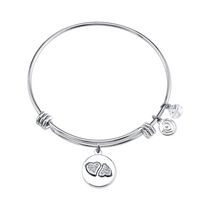 Love This Life Bangle Together Forever