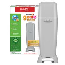 Playtex Baby Diaper Genie Elite All-in-One Diaper Pail