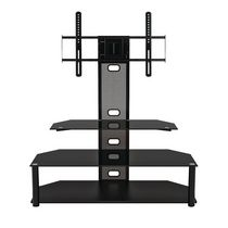 Z-Line Aviton Flat Panel TV Stand with Integrated Mount