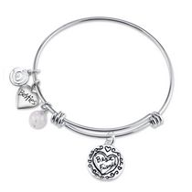 Love This Life Bangle  Best Friends
