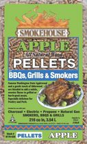 Smokehouse Apple Wood BBQ Pellets