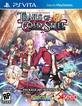 The Legend Of Heroes Trails Of Cold Steel PSV