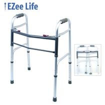 Adult 2-Button Folding Walker - CH1080 - Ezee Life