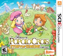 Return To Popolocrois A Story Of Seasons Fairytale Nintendo 3DS