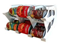 FIFO Mini Can Rotation and Organizer - Medium to Large Cans