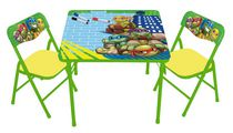 Teenage Mutant Ninja Turtles Erasable Activity Table