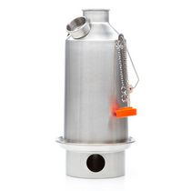 Kelly Kettle Stainless Steel Base Camp Kettle