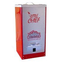 Smokehouse Little Chief Front Load Red Electric Smoker