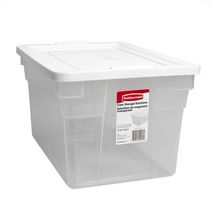 Rubbermaid 18.9 L Storage Container