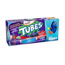 Tubes by Yoplait Finding Dory Grape/Raspberry Yogurt