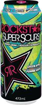 Rockstar SuperSours Green Apple Energy Drink